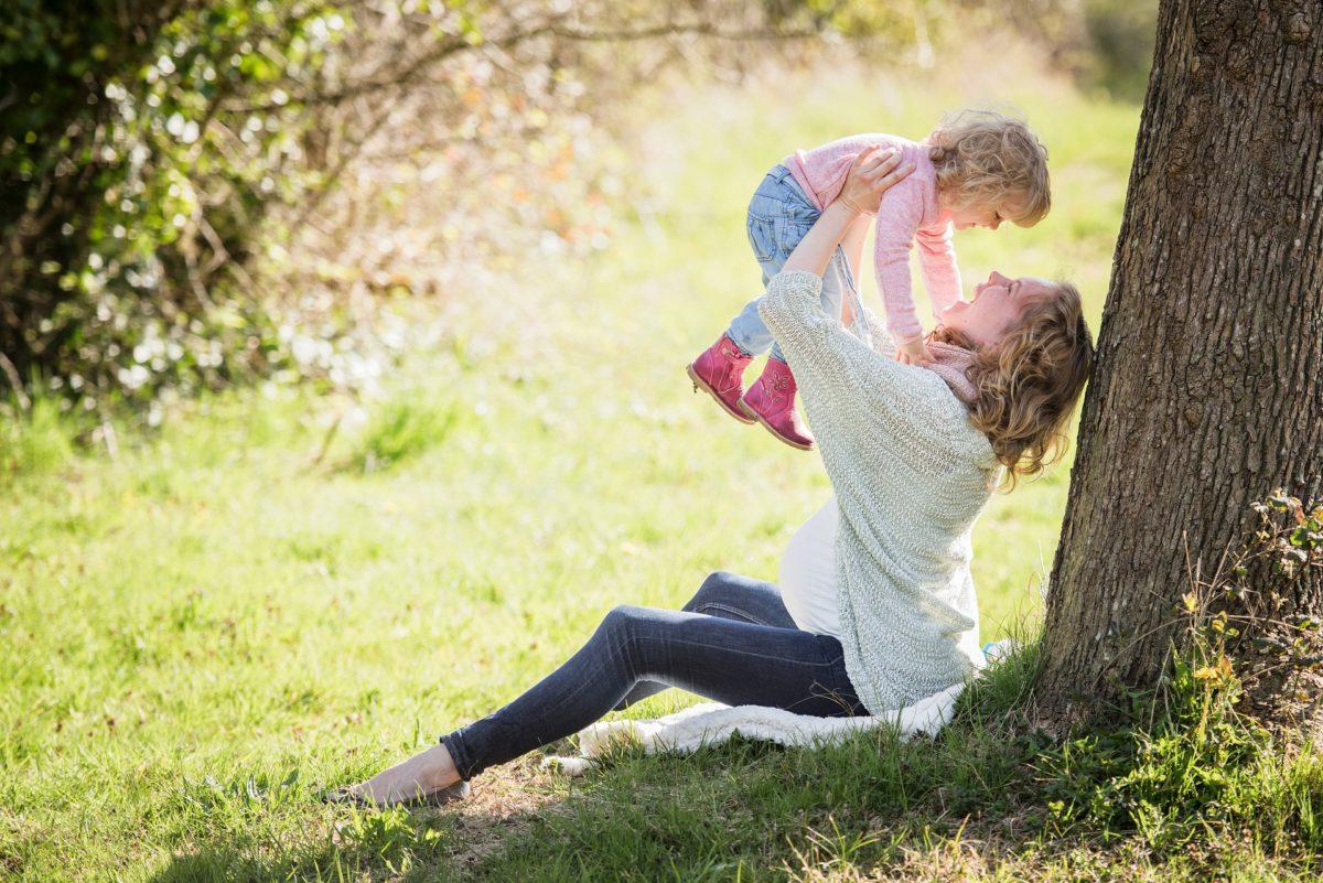 mama w parku