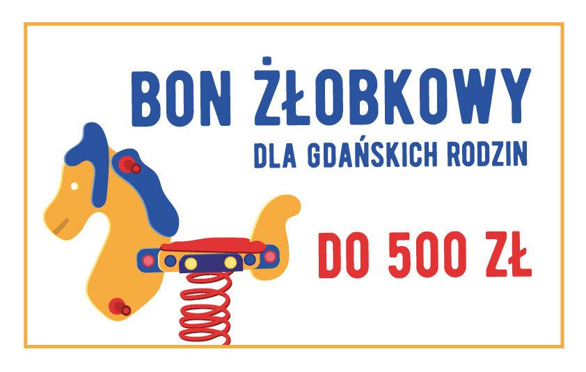bon żłobkowy gdańsk